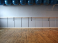 pilates north studio barre room