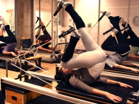 pilates north reformer exercise