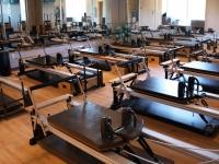 pilates studio reformers