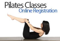 Pilates North Classes - Registration