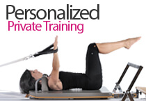 Private Pilates Training