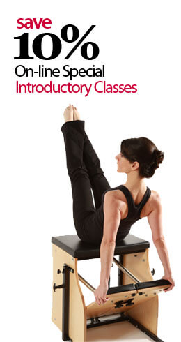 Pilates Sale 10 percent off