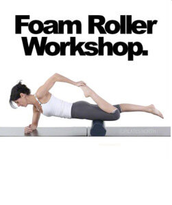 Foam Roller Workshop Richmond Hill