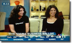 Pilates North on CTV with Beverly Thompson
