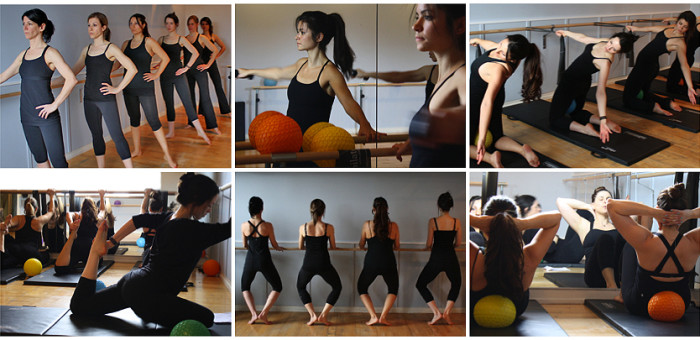 Pilates North - Barre Classes