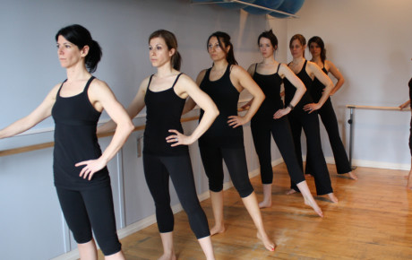 Pilates North - Barre Class
