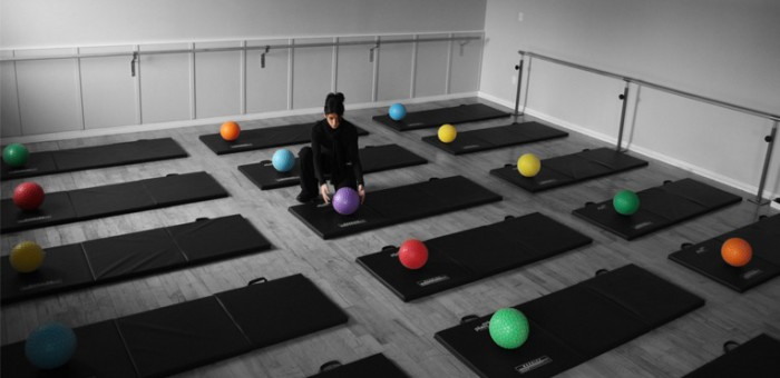 pilates ball workshop